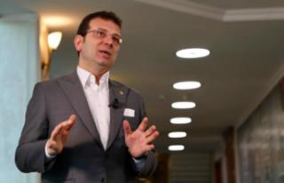 Ekrem İmamoğlu'ndan Kültür Bakanı'na...