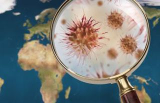 Hava yoluyla bulaşan koronavirüs için çok çarpıcı...