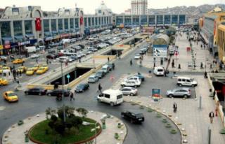 İstanbul Otogarı'nda İSPARK davası reddedildi