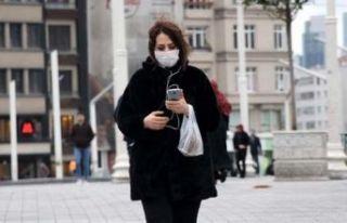 İstanbul'un koronavirüs risk haritası güncellendi
