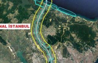 Kanal İstanbul'un ÇED raporunun iptal başvurusu...