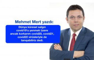 Mehmet Mert: 'morona gelebilir'
