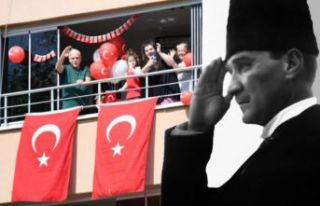 Türkiye'de 19 Mayıs coşkusu sürüyor