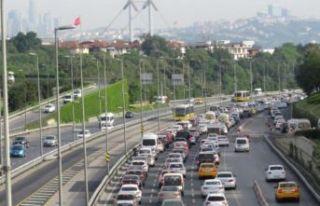Yasağın ardından 15 Temmuz Şehitler Köprüsü'nde...