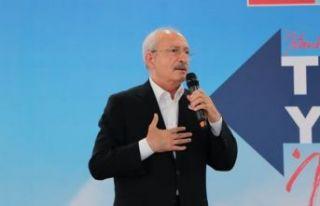 CHP'den İstanbul'dan Türkiye'ye Tek Yön...