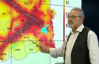 Prof. Dr. Naci Görür: En az 7.3'lük deprem...