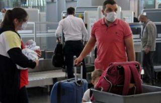 Seyahat yasağı kalkar kalkmaz 2 milyon vatandaş...