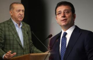 Adalar'daki kriz, Erdoğan ile İmamoğlu arasındaki...