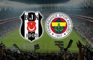 Beşiktaş - Fenerbahçe maçının hakemi belli oldu