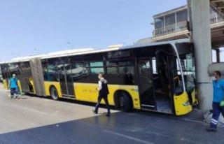 Beylikdüzü'nde İETT otobüsü kazası: 19...