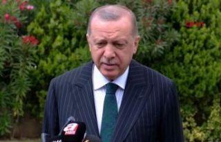 Cumhurbaşkanı Erdoğan açıkladı: Kurban Bayramı'nda...