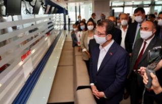 Ekrem İmamoğlu itiraz dilekçesini sundu: Bu İstanbul'un...
