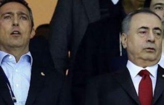 Fenerbahçe'den Galatasaray'a bir çalım...