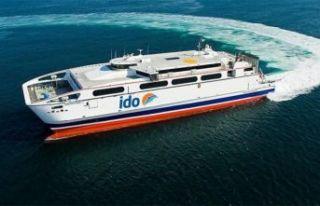 İDO, Yunan adalarına sefer yapacak