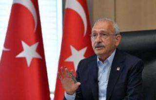 Kılıçdaroğlu'ndan 'Cumhurbaşkanı adayı...