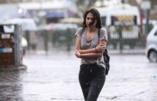 Meteoroloji'den 7 il için sağanak yağış...