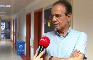 Prof. Ceyhan: Türkiye'de vaka sayısı düşmüyor...