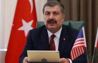 Sağlık Bakanı Fahrettin Koca: Yanlış bilinen...
