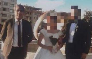 Kabus gibi düğün: Gelin ve damat dahil 100 kişi...