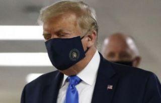Trump, koronavirüste ölüm oranını 'yüzde...
