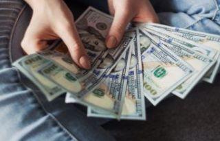 Dolar güne 7.38 seviyesinde başladı