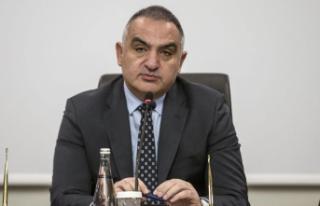 Kültür ve Turizm Bakanı Ersoy: İBB Başkanı'ndan...