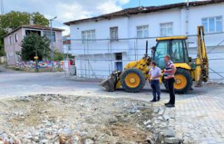 Çatalca'da su sorunu çözülüyor
