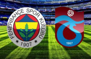 Trabzonspor, Fenerbahçe'ye konuk olacak