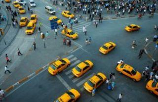 İstanbul'da taksilere 'kısa mesafe' ve 'yolcu...