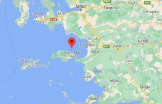 İzmir'de artçı deprem!