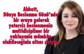 Türkiye'de malnütrisyon farkındalığını...