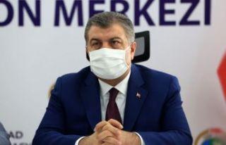 Bakan Koca'dan çok önemli açıklamalar: Türkiye'de...