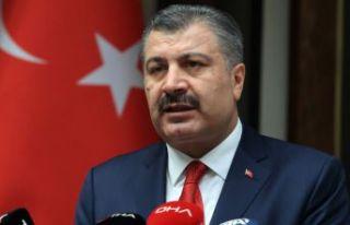 Fahrettin Koca'dan 'AKP'liler aşı...