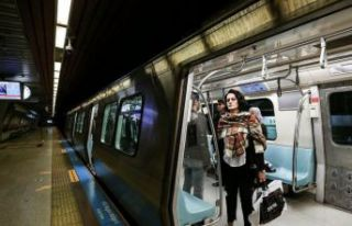 İBB israfın önüne geçti: Camiye VIP metro projesi...