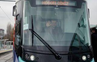 İmamoğlu: Alibeyköy-Cibali Tramvay Hattı 1 Ocak'ta...