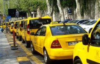 İstanbul'da taksi, minibüs ve dolmuş ücretlerine...