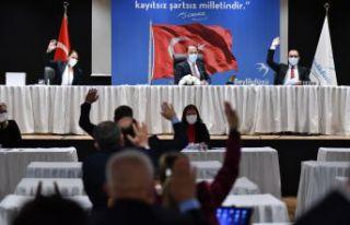 """""""BEYLİKDÜZÜ'NDE YENİ YILDAN UMUTLU OLMAK İÇİN..."""