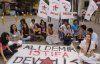 LYS'den sonra 'Ali Demir istifa' eylemi