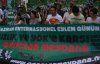 Taksim'de YÖK ve işsizlik eylemi