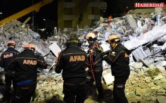 Depremin yıktığı Arnavutluk'ta ölü sayısı artıyor!