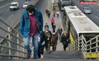 İBB'den endişe verici rapor: 60 yaş üstü yolculuk yüzde 53 arttı