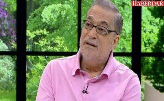 Beyin damarları tıkanan Mehmet Ali Erbil, hastaneye kaldırıldı