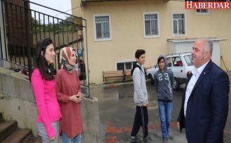 Çatalca Belediye Başkanı Mesut Üner'den Okullara Ziyaret