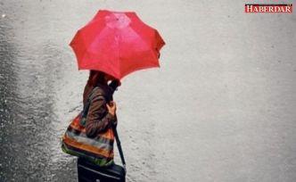 Meteoroloji'den uyarı! 'Yağmur, sel, fırtına'