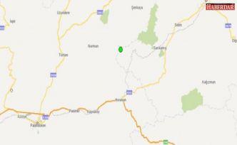 Kars'ta 4.2 büyüklüğünde deprem meydana geldi.