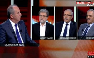 Muharrem İnce: Kılıçdaroğlu aday olursa ben aday olmam
