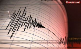 Sivas'ta korkutan deprem!