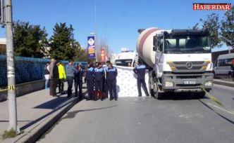 Esenyurt'ta trafik kazasında bir kişi hayatını kaybetti
