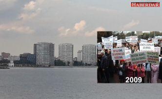 Danıştay Ataköy kıyı kenar çizgileri 'YANLIŞ' dedi!