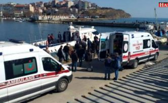 Silivri'de can pazarı! Alev alev yanan yatta 2 kişi yaşamını yitirdi